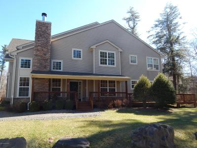 Pocono Pines Single Family Home For Sale: 1220 Clymer Lane