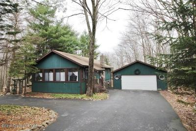 Blakeslee Single Family Home For Sale: 219 Brier Crest Rd