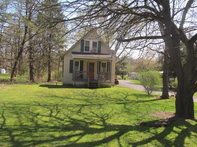 Stroudsburg Rental For Rent: 207 Seth Lane