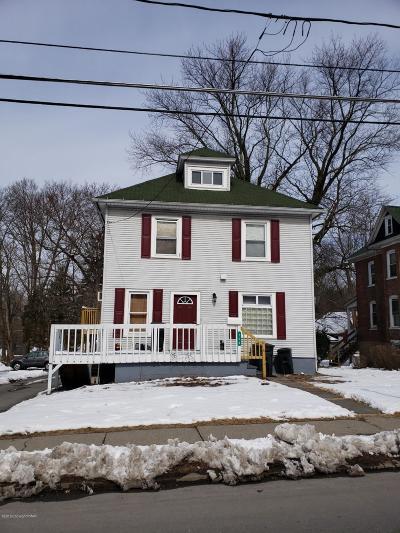 East Stroudsburg Rental For Rent: 120 Ridgeway St #2nd Floo