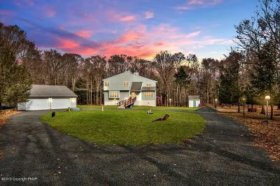 Blakeslee Single Family Home For Sale: 248 High Country Dr
