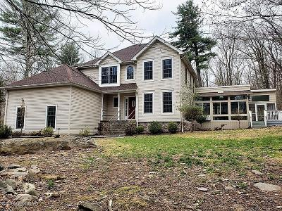 East Stroudsburg Single Family Home For Sale: 6162 Woodchuck Ln