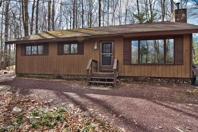 Pocono Pines PA Single Family Home For Sale: $119,900