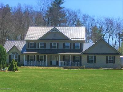 Blakeslee Single Family Home For Sale: 156 High Country Dr