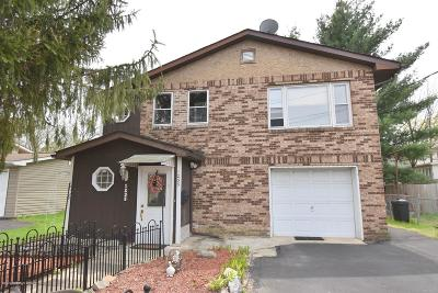 Stroudsburg PA Single Family Home For Sale: $169,000