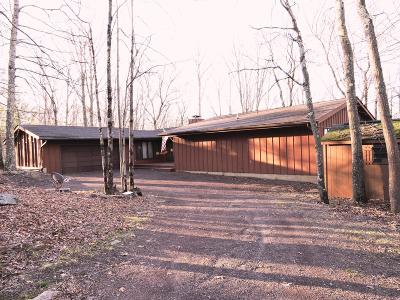 Canadensis Single Family Home For Sale: 310 Blue Ridge Dr