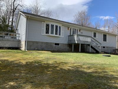Tobyhanna PA Single Family Home For Sale: $173,900