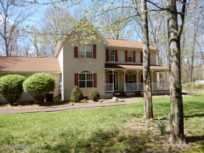 East Stroudsburg Single Family Home For Sale: 12 Hickory Dr