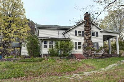 Bushkill Single Family Home For Sale: 1335 W Sugar Mtn Road