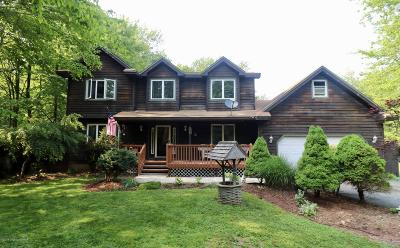 Pocono Summit Single Family Home For Sale: 2303 Beaver Cir