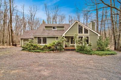 Lake Naomi, Timber Trails Single Family Home Sold: 204 Golfers Way