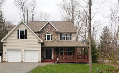 Pocono Summit Single Family Home For Sale: 1129 Rhododendron Ln