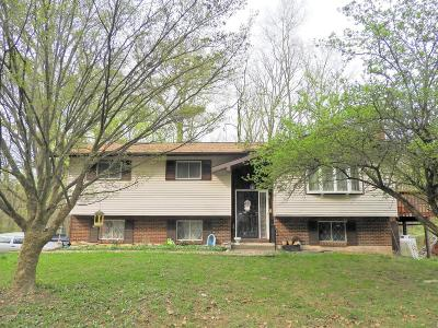 Reeders Single Family Home For Sale: 1574 Station Drive