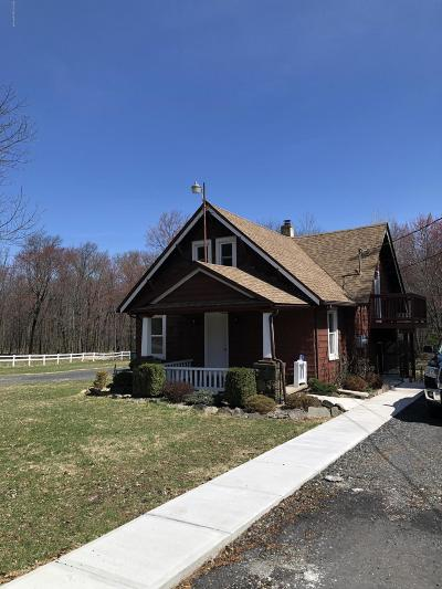 Monroe County, Pike County Rental For Rent: 559 A Post Hill Road
