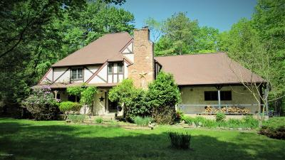 Stroudsburg Single Family Home For Sale: 5719 Wildflower Circle