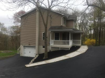 Saylorsburg Single Family Home For Sale: 2368 Woodhaven Dr