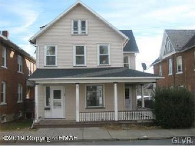 Lehigh County, Northampton County Single Family Home For Sale: 29 N 4th St