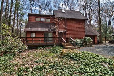 lake naomi, Timber Trails Single Family Home For Sale: 142 Split Rock Lane