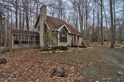 Lake Naomi, Timber Trails Single Family Home Sold: 2364 Overlook Lane