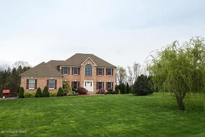 Kunkletown Single Family Home For Sale: 2112 Pohopoco Dr N