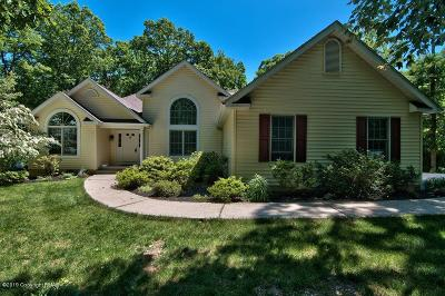 Saylorsburg Single Family Home For Sale: 105 Winding Way