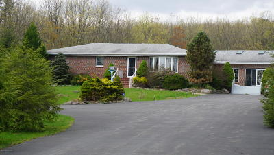 Stroudsburg Single Family Home For Sale: 148 Sportsmans Trl