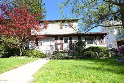 Stroudsburg Single Family Home For Sale: 1104 Dreher Ave