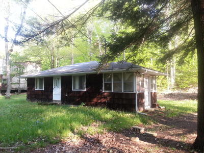 Blakeslee Single Family Home For Sale: 188 Mail Box Rd