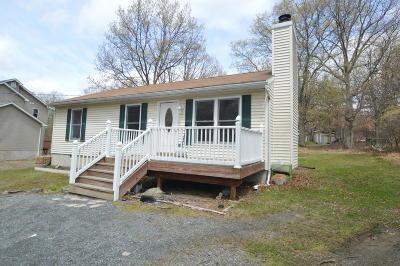 Bushkill Single Family Home For Sale: 1078 Bear Drive