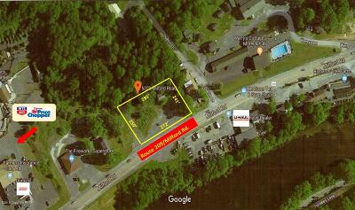 East Stroudsburg Commercial For Sale: 5029 S Milford Rd