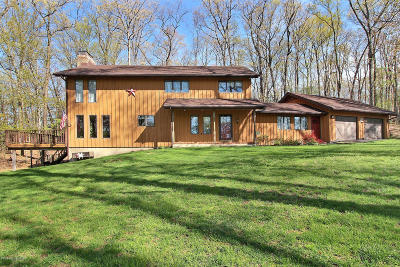 Stroudsburg Single Family Home For Sale: 356 Timberlake Rd