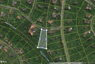 East Stroudsburg Residential Lots & Land For Sale: Lot 139 Westminster Dr
