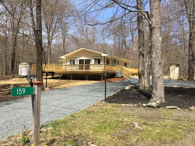 Single Family Home For Sale: 159 Marthas Ln