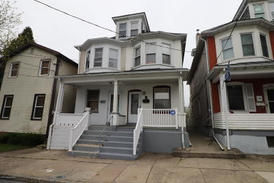 Lehigh County, Northampton County Single Family Home For Sale: 484 W Wilkes Barre St