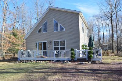 Blakeslee Single Family Home For Sale: 1121 Boulder Rd