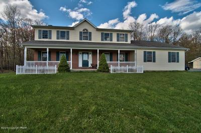 Jim Thorpe Single Family Home For Sale: 356 Unionville Rd