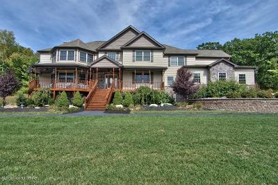 Monroe County Single Family Home For Sale: 632 Pleasant Ridge Rd
