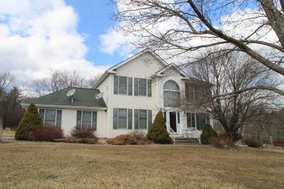Saylorsburg Single Family Home For Sale: 127 Rose Dr