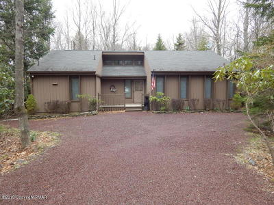 lake naomi, Timber Trails Single Family Home For Sale: 315 Long View Ln