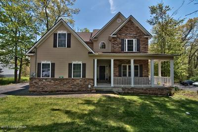 Stroudsburg Single Family Home For Sale: 419 Dogwood Rd