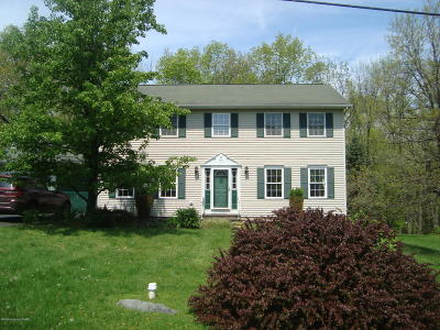 Stroudsburg Single Family Home For Sale: 704 Avenue C