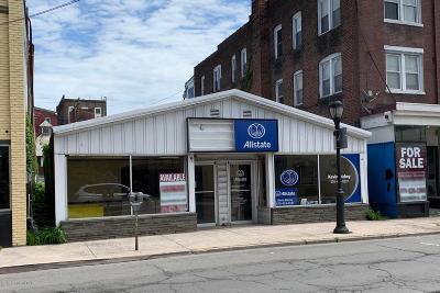 East Stroudsburg Commercial For Sale: 96A S Courtland St