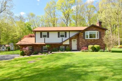 East Stroudsburg Single Family Home For Sale: 242 Whispering Hills Dr