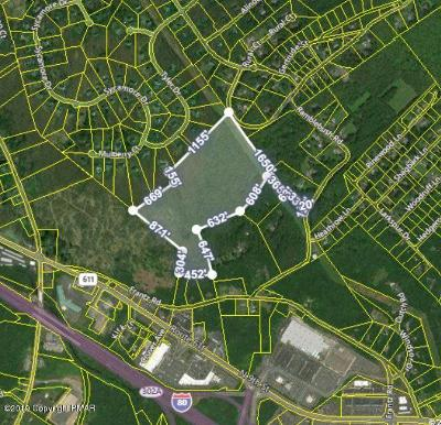 Stroudsburg Residential Lots & Land For Sale: T 494 Frantz Rd