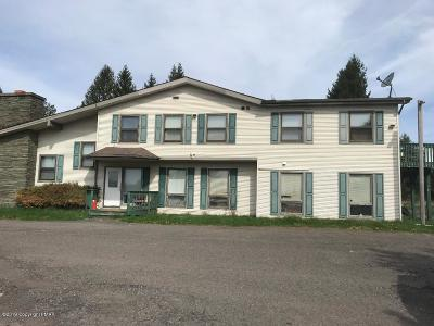 Pocono Lake Multi Family Home For Sale: 915 Route 940