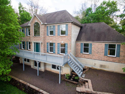 Jim Thorpe Single Family Home For Sale: 99 Packer Hill