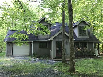 Single Family Home For Sale: 1217 Longrifle Rd