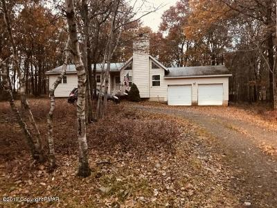 Blakeslee Single Family Home For Sale: 147 Fern Ridge Rd