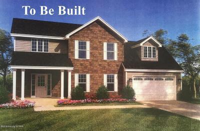 Pocono Lake Single Family Home For Sale: 33 Tall Oak Drive