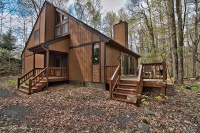 lake naomi, Timber Trails Single Family Home For Sale: 219 Aspen Rd